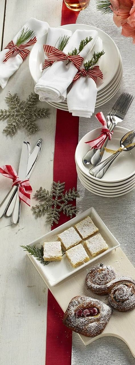 decoracao mesa natal ideias